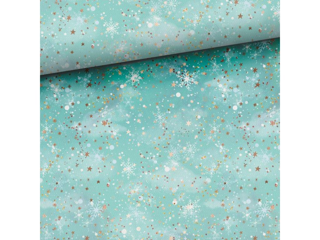 winter mint stars
