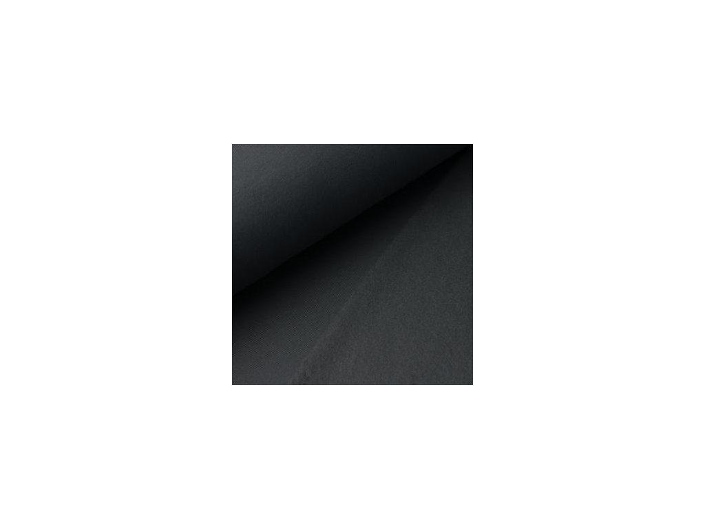 POČESANÁ teplákovina jednobarevná - šedá 250g