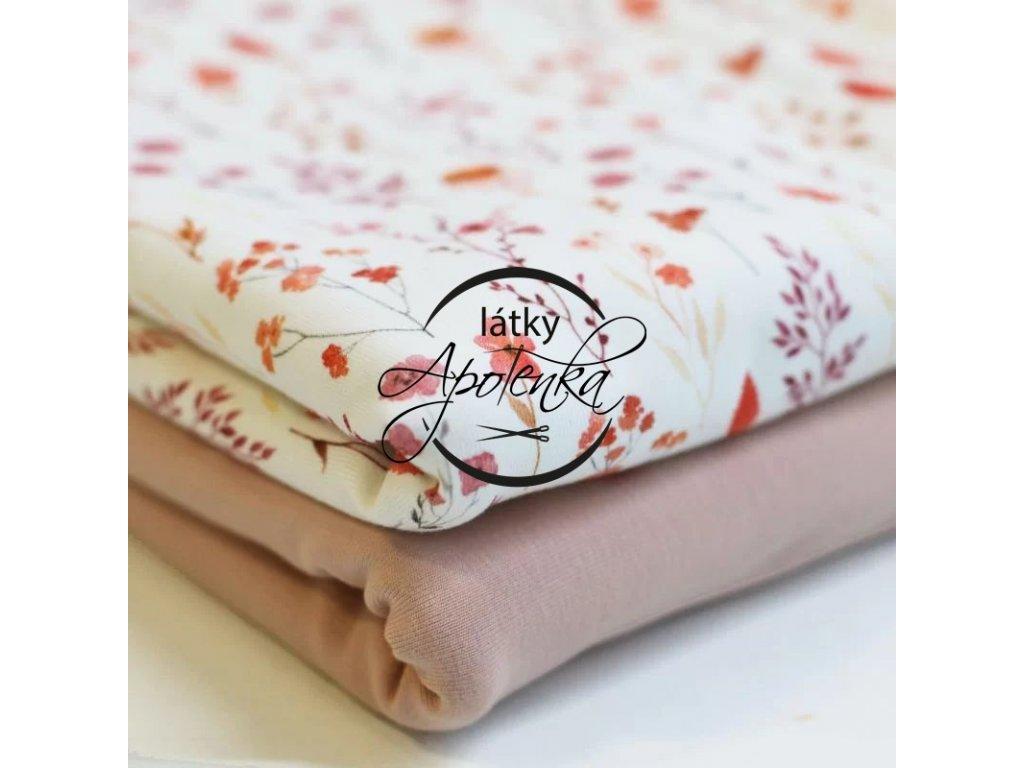 Cotton knit spring flower 2 800x800