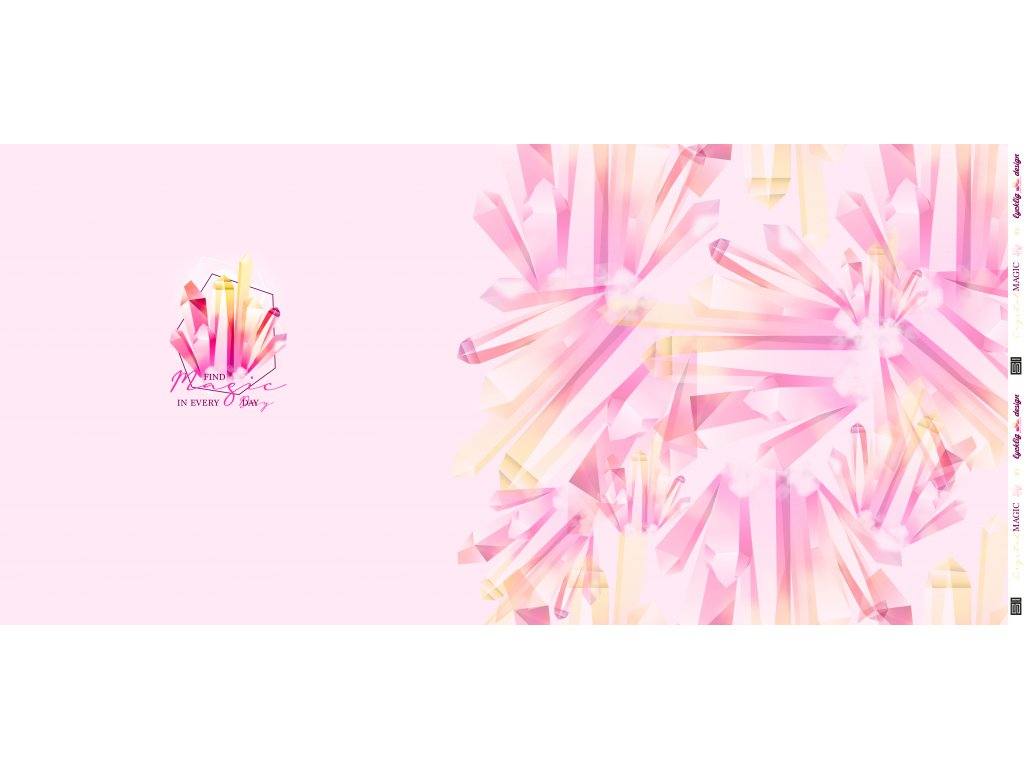 081416 200431 crystal magic lycklig design panel