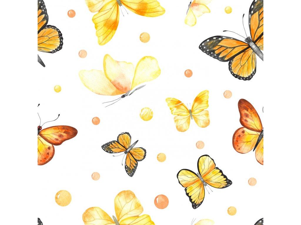Úplet motýlci 200g