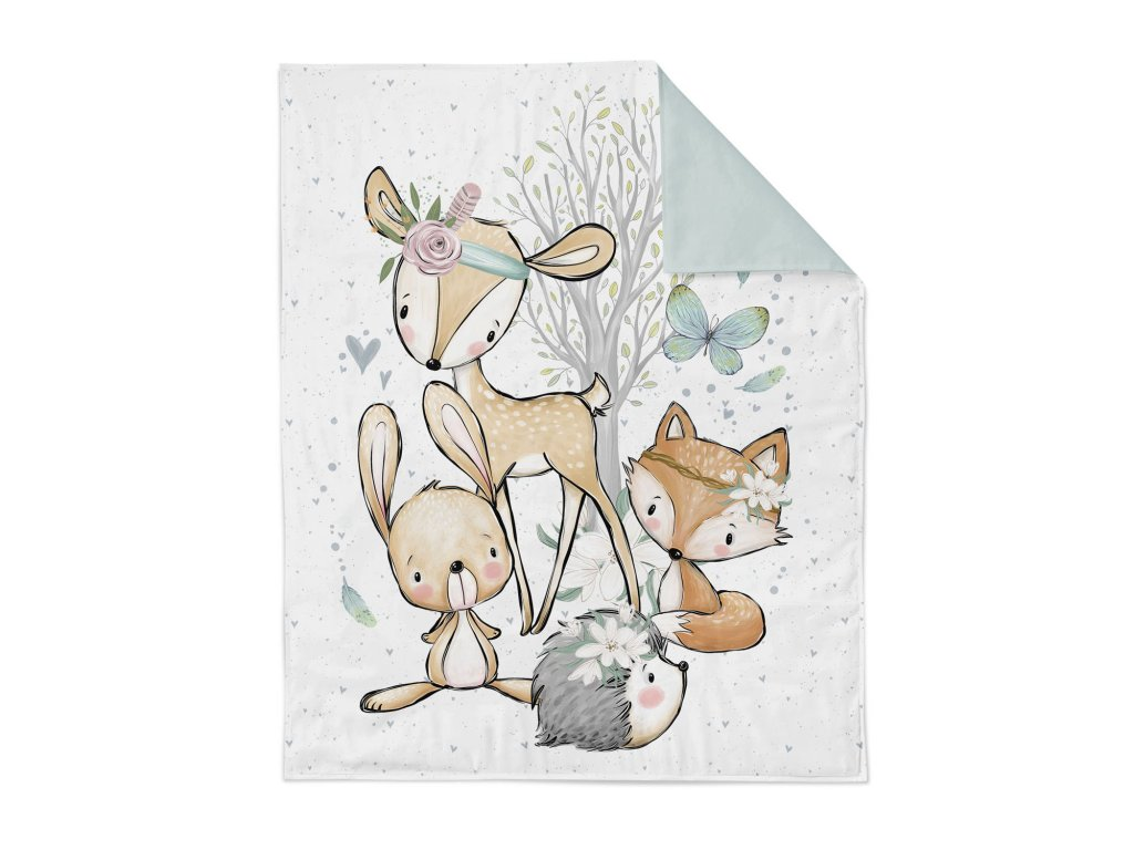 XL panel forest adventures