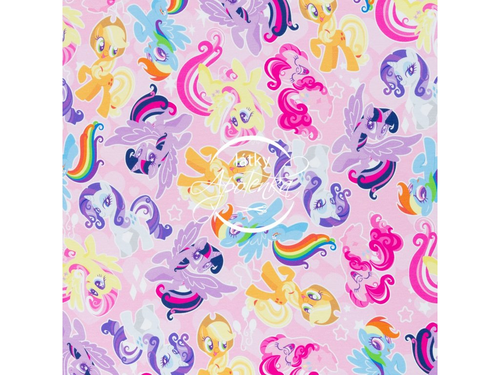 081540 102432 My Little Pony Baumwolljersey 40sudwHlqnMFRXd