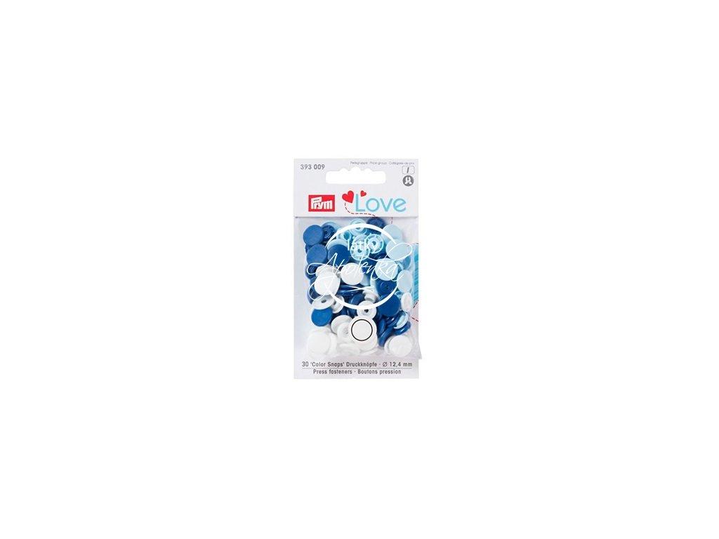 patentky prym love kulate color snaps 393009 12 4 mm