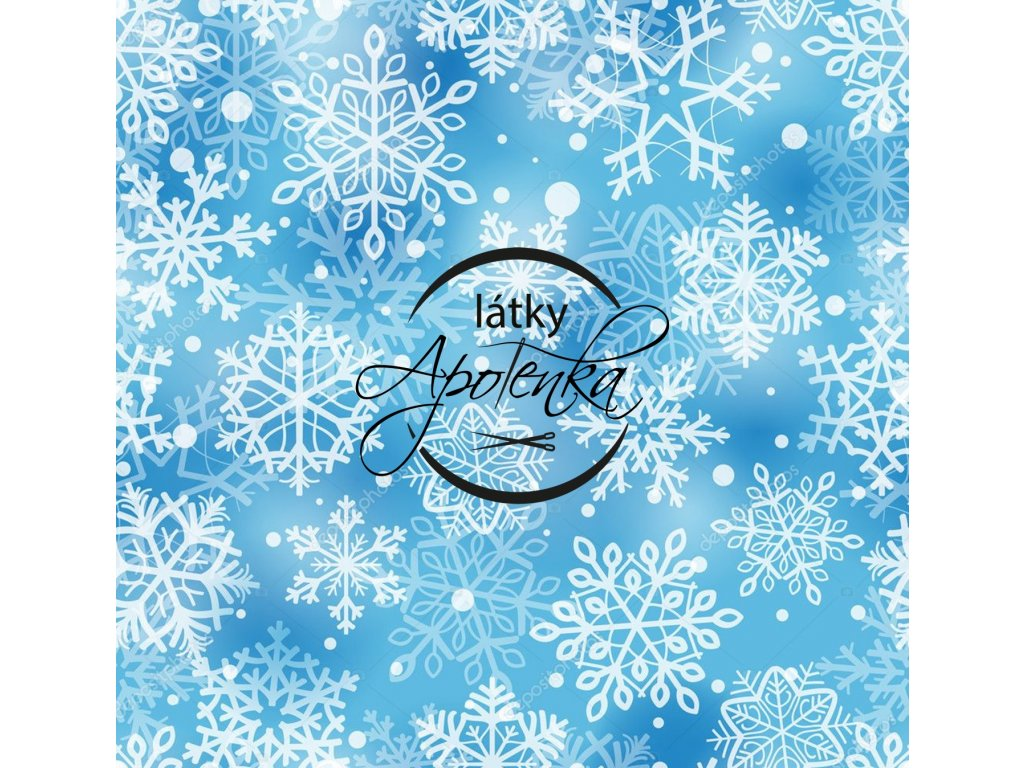 depositphotos 6597159 stock illustration snowflakes pattern (1)