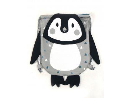 Kaeselotti Tierbeutel 163747 Pinguin Beutel q 1