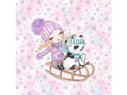 winter fun panel 4