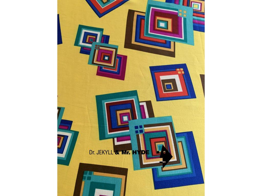 Cubis žlutá