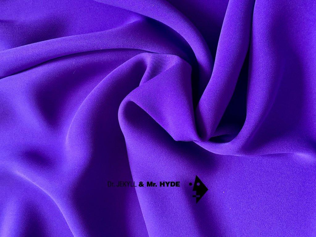 44. Fialová / Purple crepe