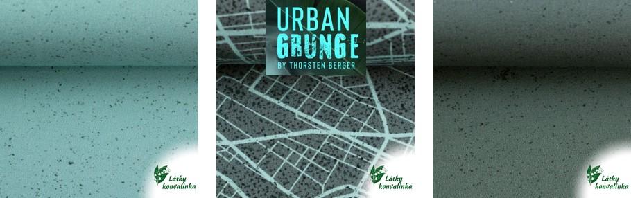 Úplet - urban grunge