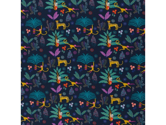 Úplet - Tropical forest gepardi