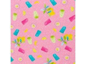 Úplet - Nanuky na růžové