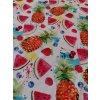 Úplet - Ananas a melouny