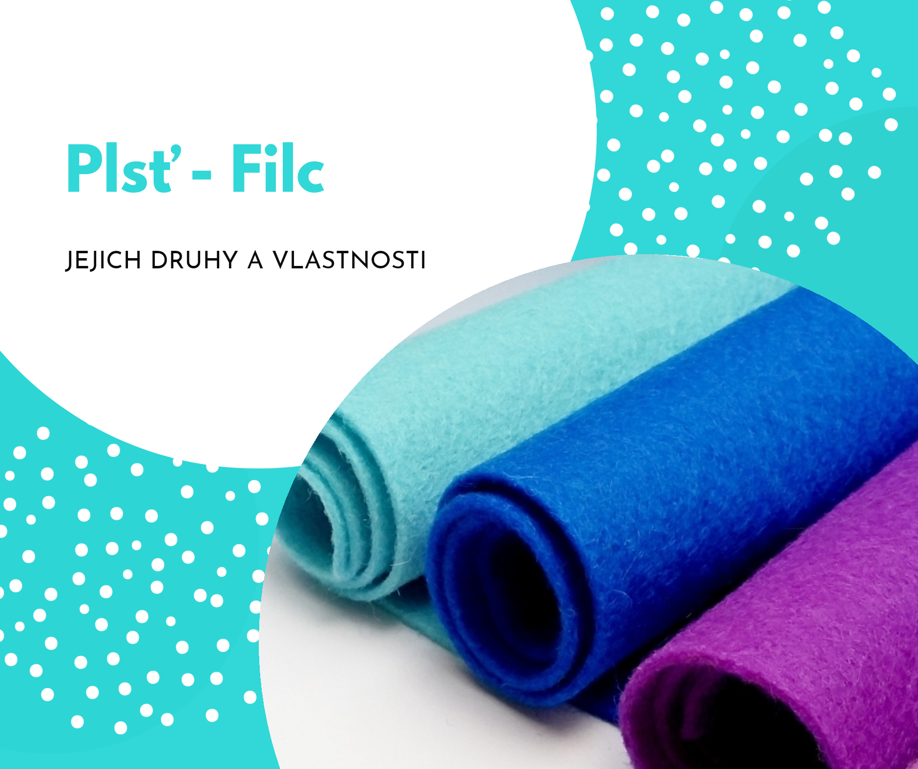 Plst - Plsť - Filc