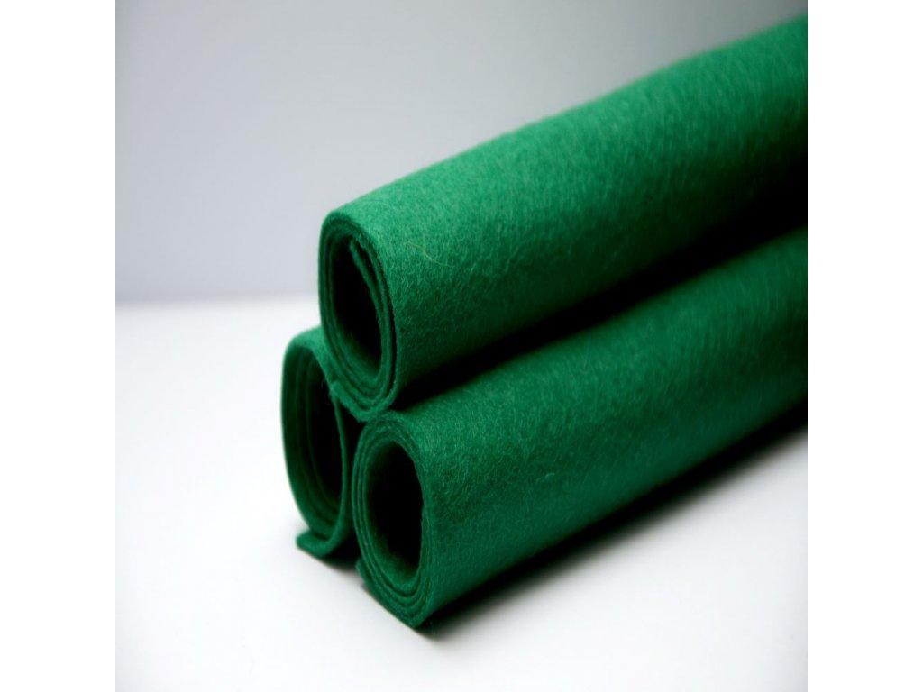 960 smesova plst travove zelena