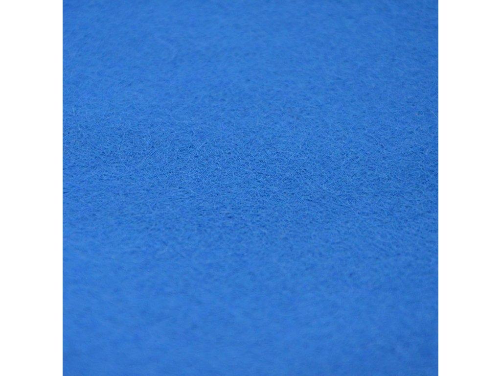 975 smesova plst tmave modra