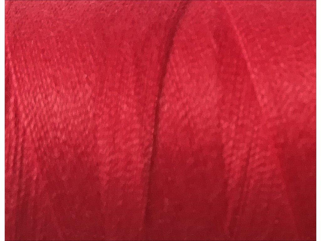 1944 polyesterova sici nit unipoly 120 navin 500m 00336 cervena