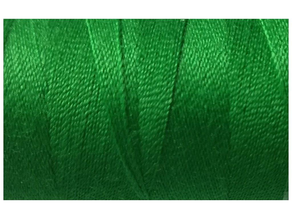 1962 polyesterova sici nit unipoly 120 navin 500m 00617 zelena