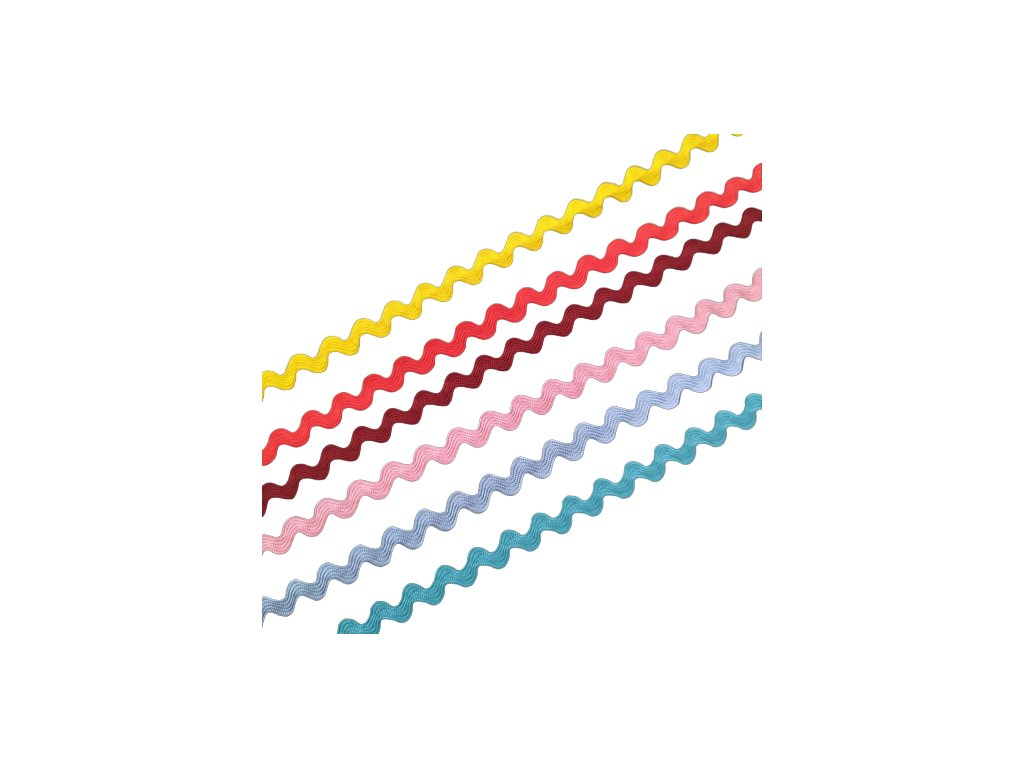 hadovka prymek 4mm ruzne barvy