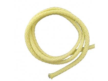 polyesterova snurka 4mm ruzne barvy