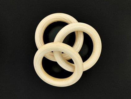 303 dreveny kruh nelakovany ruzne varianty