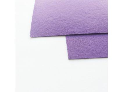 4044 100 polyesterova plst fialova