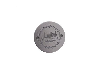 cedulka limited edition