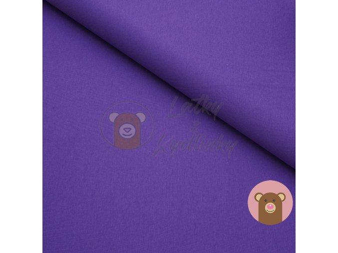 teplákovina fialová