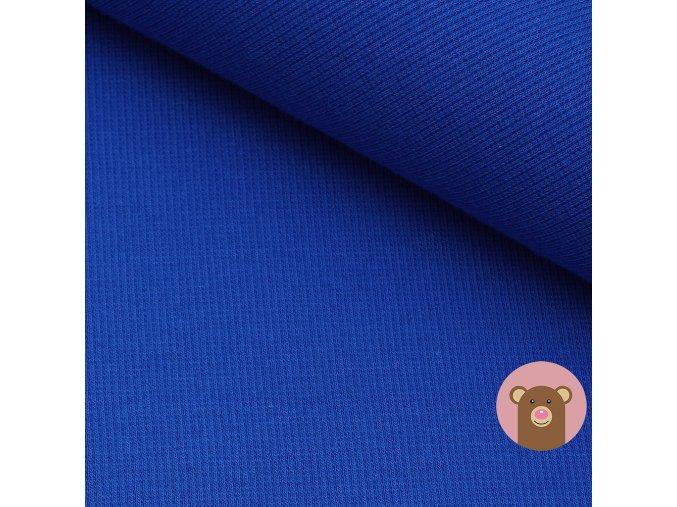 2009 2 naplet jemne zebrovany modra