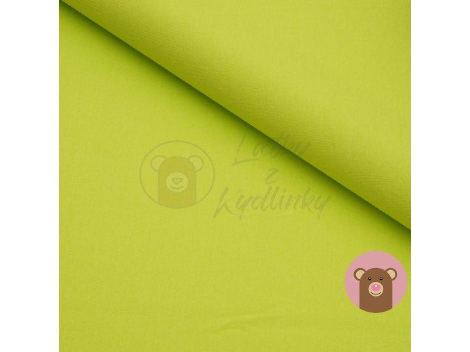 teplákovina svítivě zelená