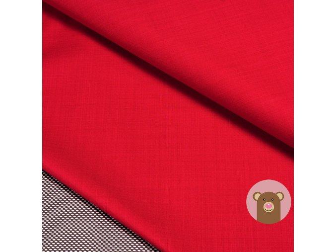 softshell jarní/podzimní - červená