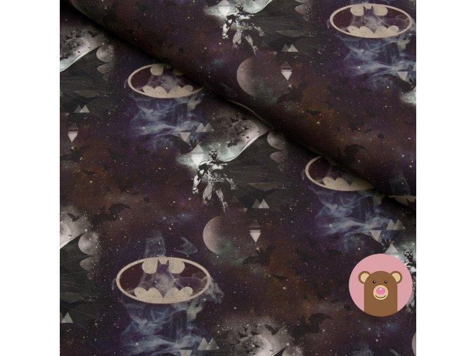úplet Batman na černé