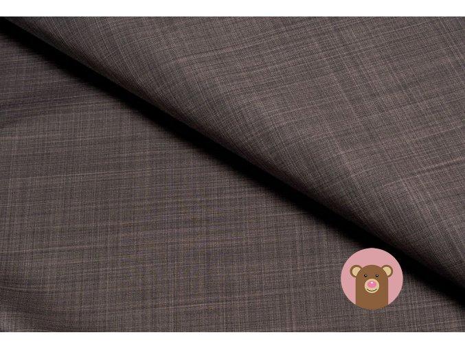 Zimní softshell s beránkem - tmavě šedá