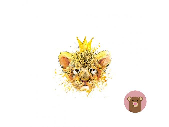 lew w koronie