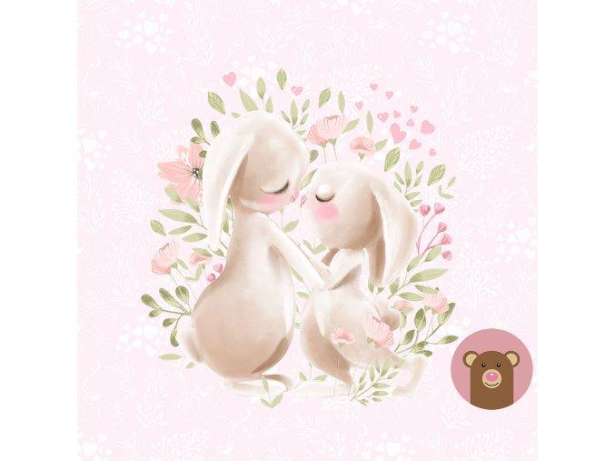 ft panel bunnies in love