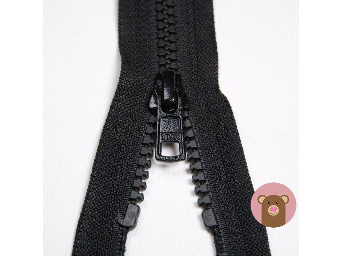 YKK Zip VISLON® - dělitelný - černá