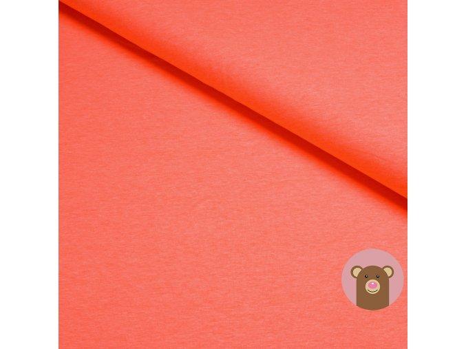 úplet neon oranžová