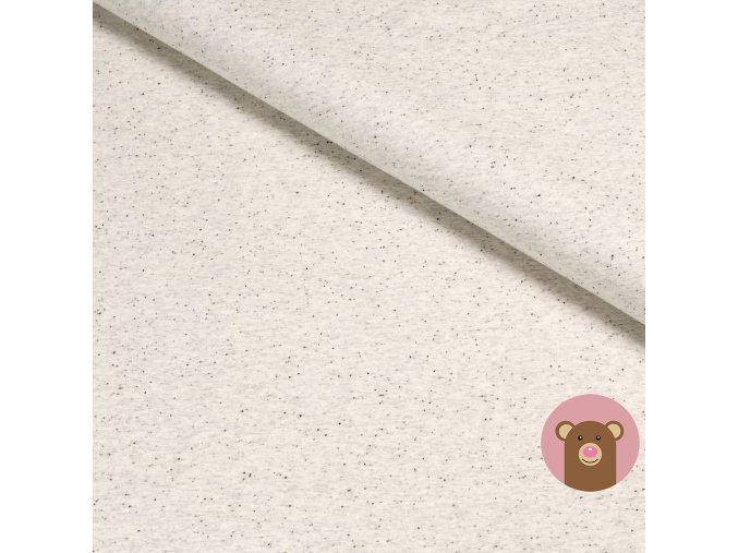 6259 teplakovina jednobarevna stracciatella