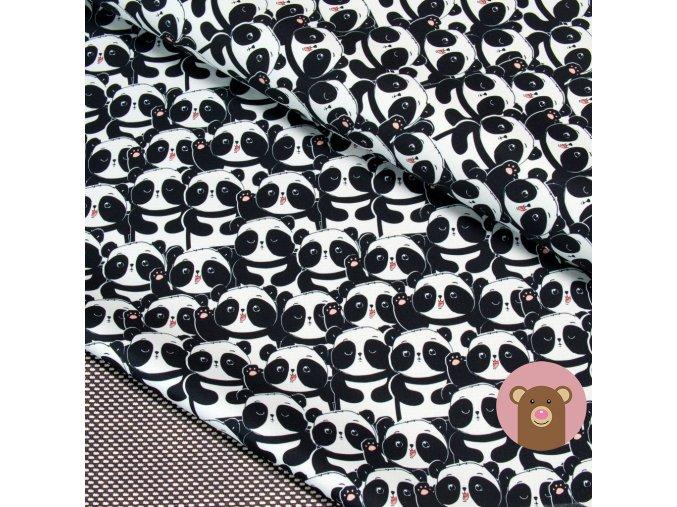 softshell jarní/podzimní - pandy