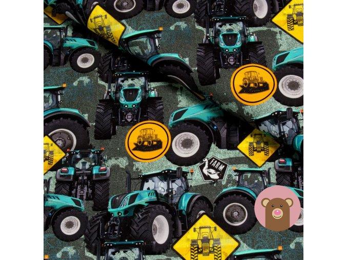 úplet Traktory
