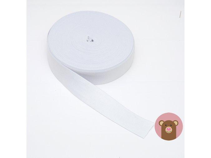 Guma bílá 4 cm