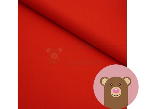 teplákovina červená