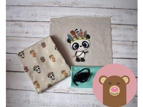 Balíček Panda s mátovým nápletem