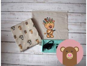 Balíček Medvídek s mátovým nápletem
