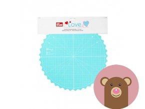 3110 3 podlozka patchwork 35 cm otocna prym love