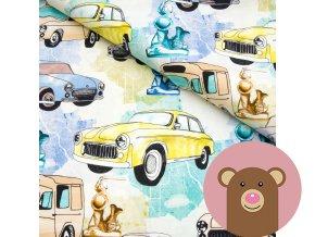 4322 uplet barevna auta
