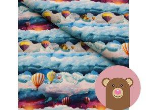 4385 2 teplakovina balony
