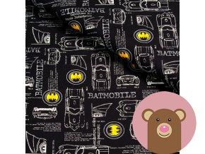 úplet Batmobile