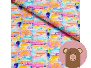 6217 teplakovina barevna malba