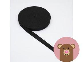 Guma černá 2 cm